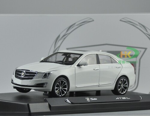 1/18 Dealer Edition Cadillac ATS (White)