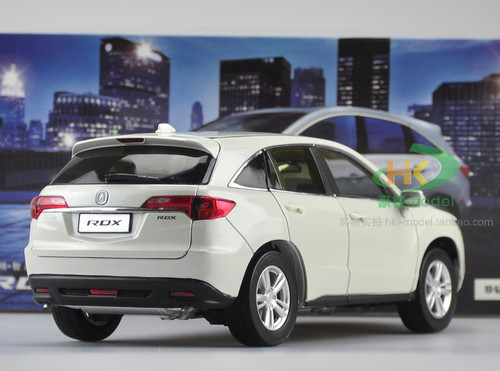 1/18 Acura RDX (White)