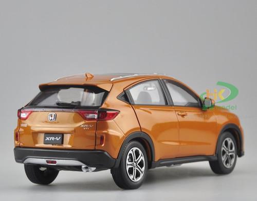 1/18 Dealer Edition Honda XR-V XRV (Orange) Diecast Car Model