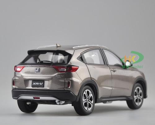 1/18 Dealer Edition Honda XR-V XRV (Grey / Brown) Diecast Car Model