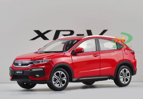 1/18 Dealer Edition Honda XR-V XRV (Red) Diecast Car Model