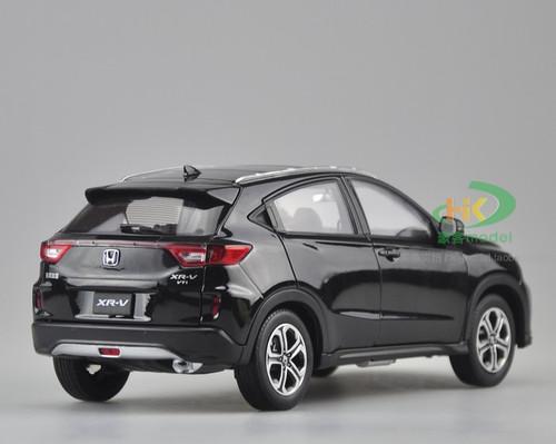 1/18 Dealer Edition Honda XR-V XRV (Black) Diecast Car Model