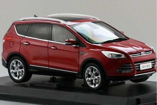 1/18 Dealer Edition Ford Escape / Kuga (Red) Diecast Car Model