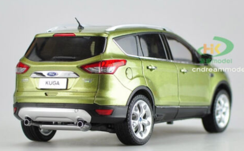 1/18 Dealer Edition Ford Escape / Kuga (Dark Green) Diecast Car Model