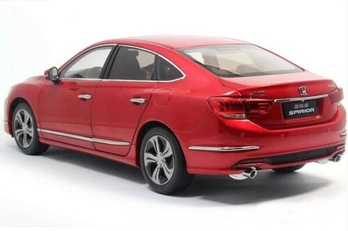 1/18 2015 Dealer Edition Honda Spirior (Red)