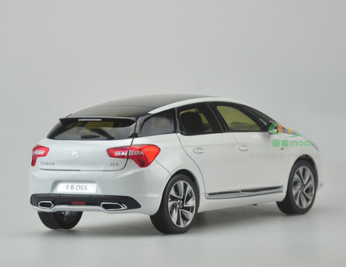 RARE 1/18 Dealer Edition Citroen DS5 (White)