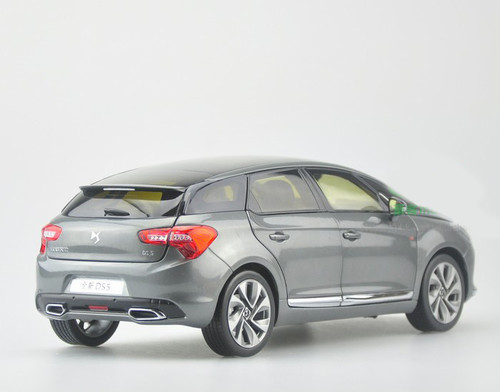 RARE 1/18 Dealer Edition Citroen DS5 (Grey)