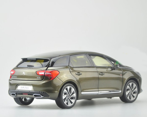 RARE 1/18 Dealer Edition Citroen DS5 (Brown)