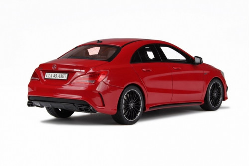 RARE Limited 1/18 GTSpirit Mercedes-Benz CLA45 AMG (Red)