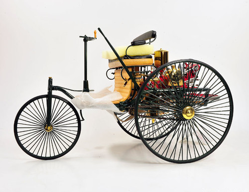 1/8 Franklin 1886 Mercedes-Benz No.1