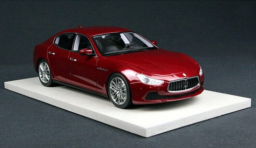1/18 BBR Top Marques Maserati Ghibli (Red)