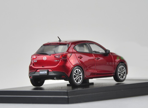 1/43 Dealer Edition Mazda 2 / Demio (Red)