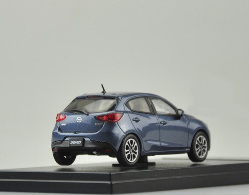 1/43 Dealer Edition Mazda 2 / Demio (Deep Blue)