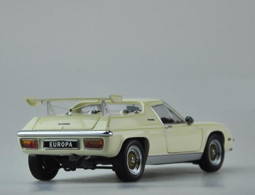 1/18 Kyosho Lotus Europa Special
