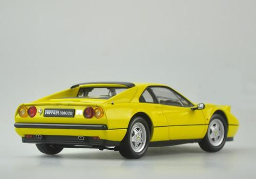 1/18 Kyosho Ferrari 328 GTB 328GTB (Yellow)