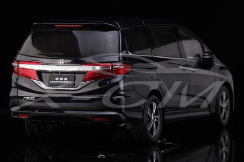 1/18 Dealer Edition Honda Odyssey (Dark Blue)
