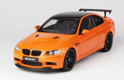 1/18 Kyosho BMW E92 M3 GTS (Fire Orange) Diecast Car Model Limited