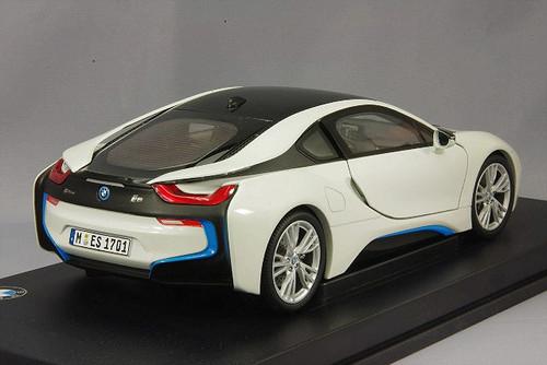 RARE 1/18 Dealer Edition BMW I8 (White)