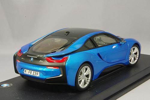 RARE 1/18 Dealer Edition BMW I8 (Blue)
