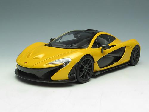 1/18 TSM Mclaren P1 Limited Edition (Yellow)