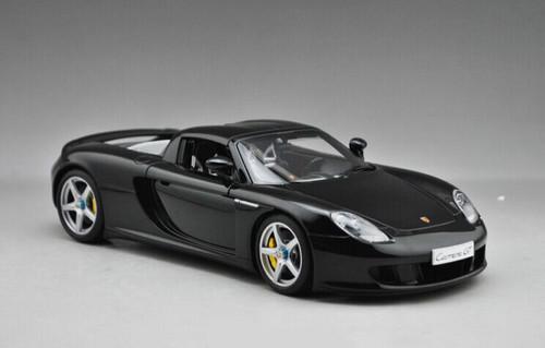 1/18 AUTOart Porsche Carrera GT (Black) Diecast Car Model 78047