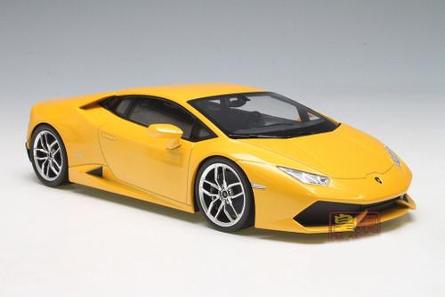 1/18 Kyosho Ousia Lamborghini Huracan LP610-4 (Yellow) Diecast Car Model