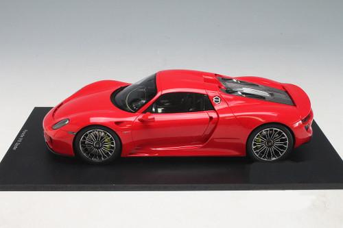 1/18 Spark Porsche 918 Spyder (Red)