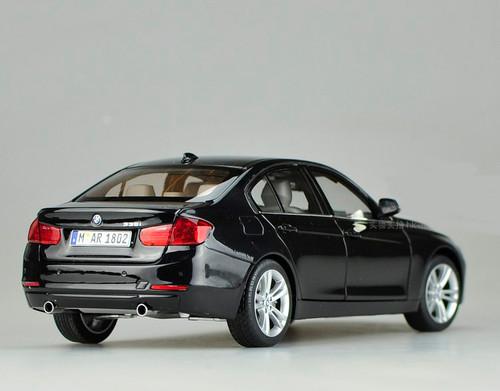 1/18 Dealer Edition BMW 3 Series F30 335i (Black)