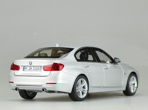 1/18 Dealer Edition BMW 3 Series F30 335i (Silver)