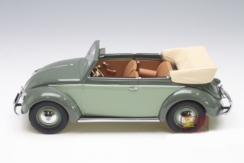 1/18 Minichamps 1949 Volkswagen VW Beetle 1200 Convertible