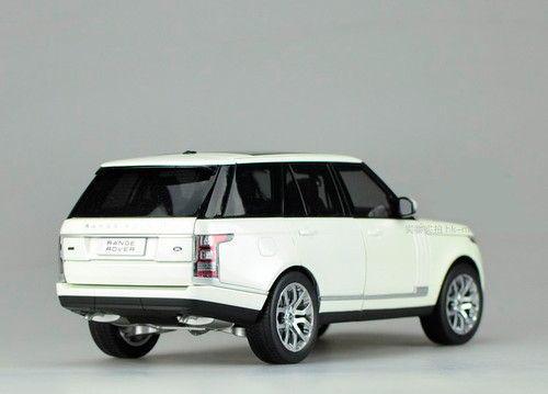 1/18 GTA GTAutos Land Rover Range Rover (White) Diecast Car Model