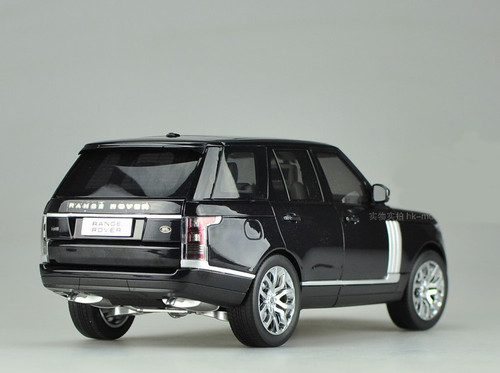 1/18 GTA GTAutos Land Rover Range Rover (Black) Diecast Car Model