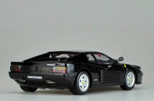 1/18 Kyosho 1989 Ferrari Testarossa (Black)