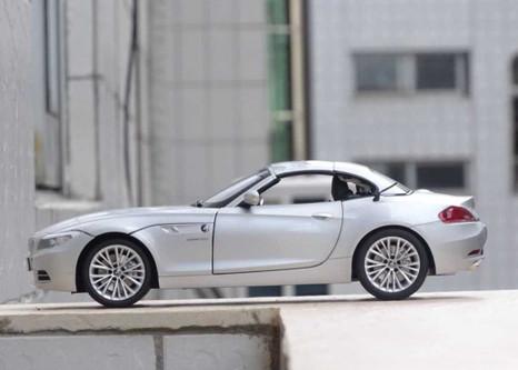 Acura Rdx Accessories >> 1/18 Kyosho BMW Z4 sDrive35i Convertible (E89) (Silver ...