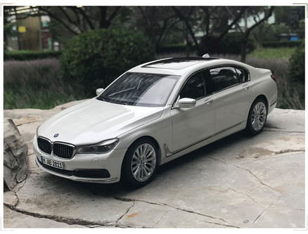 Acura Rdx Accessories >> 1/18 Dealer Edition BMW G11 7 Series 740i 740e 750i (White ...