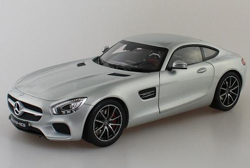 Bac Mono For Sale >> 1/18 Dealer Edition Mercedes-Benz Mercedes AMG GT S GTS (Silver) - LIVECARMODEL.com