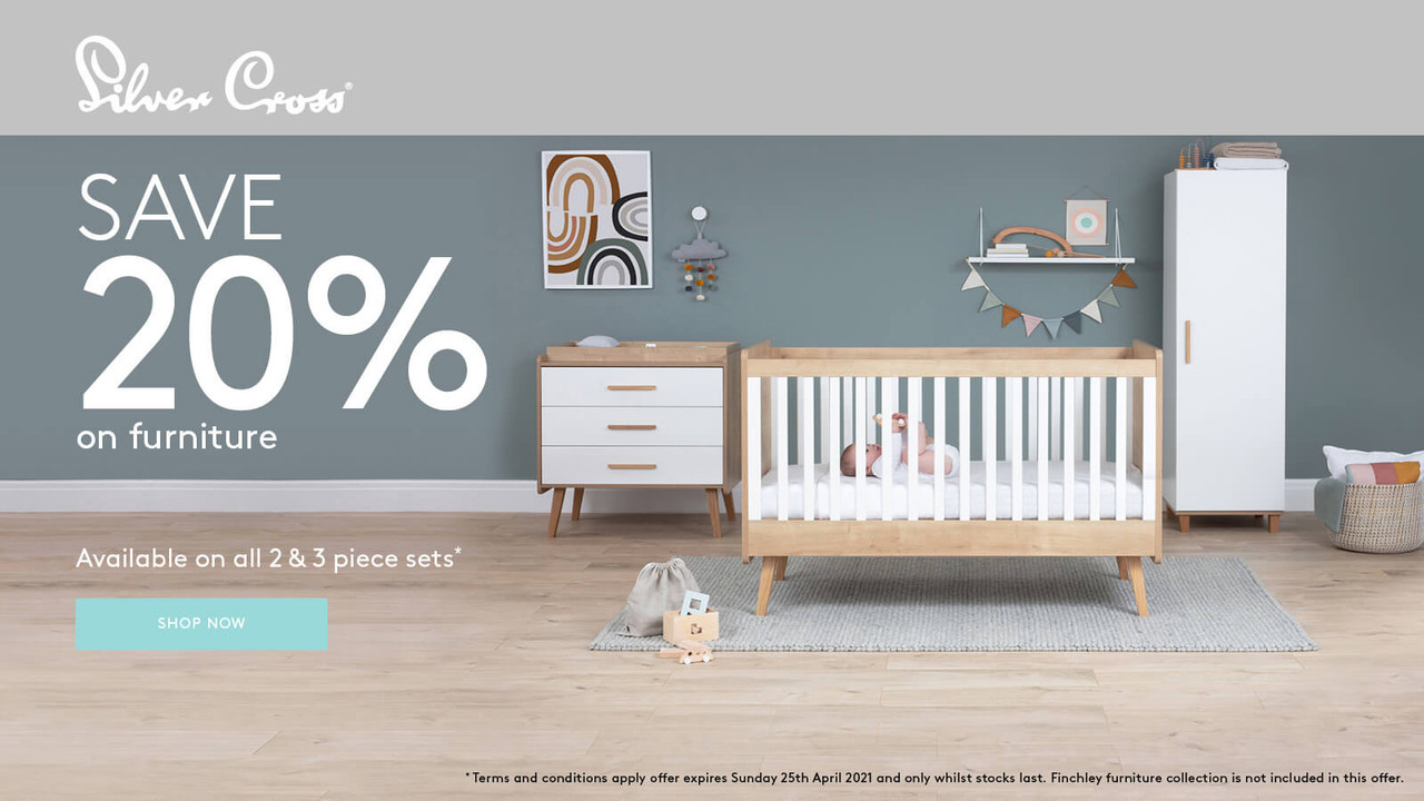 Silver Cross Furniture Promotion