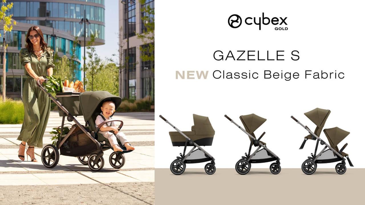 Cybex Gazelle CBF