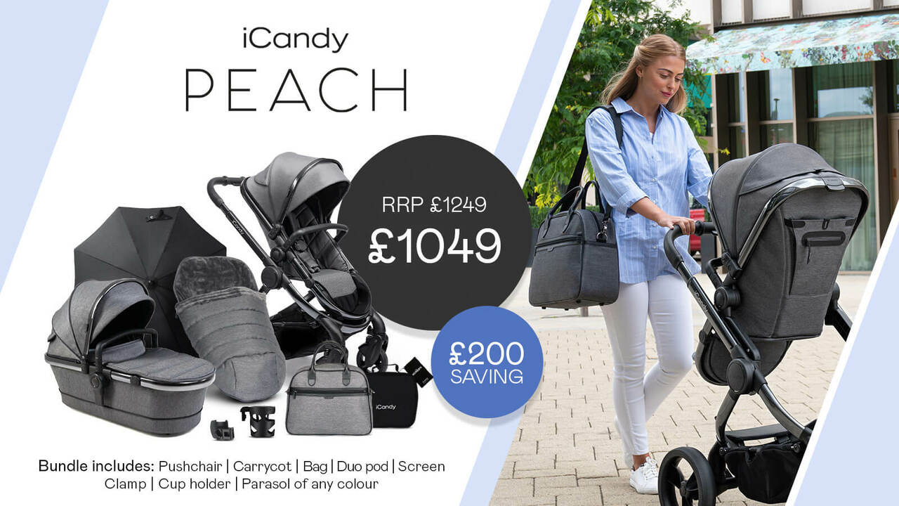 iCandy Peach Offer