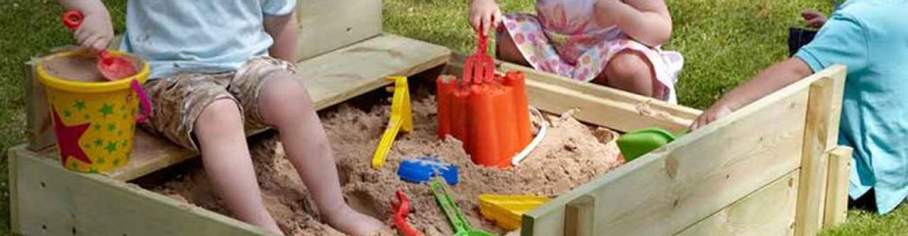 Sandpits & Waterplay