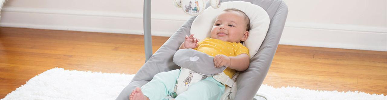 Bouncing Cradles