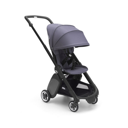 Bugaboo Ant Stroller on Black Chassis - sun canopy