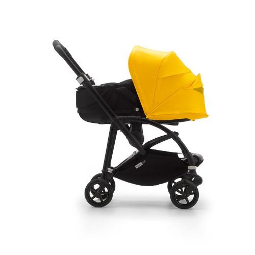 Bugaboo Bee 6 Complete - Black/Lemon Yellow