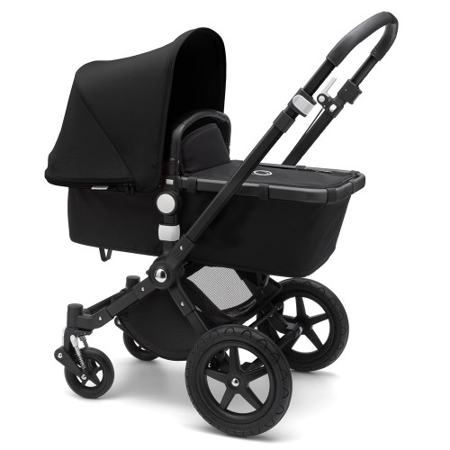 Bugaboo Cameleon 3 Plus on Black/Black Chassis