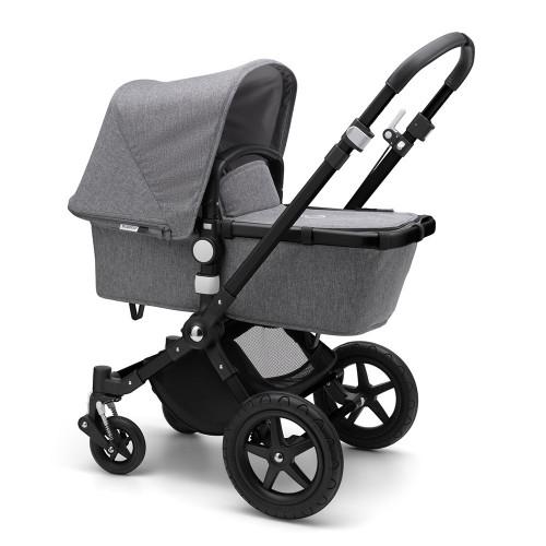 Bugaboo Cameleon 3 Plus on Black/Grey Melange Chassis