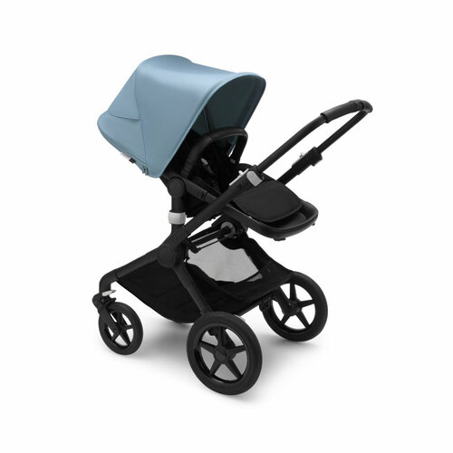 Bugaboo Fox 2 Complete on Black Chassis - Choose Your Colour