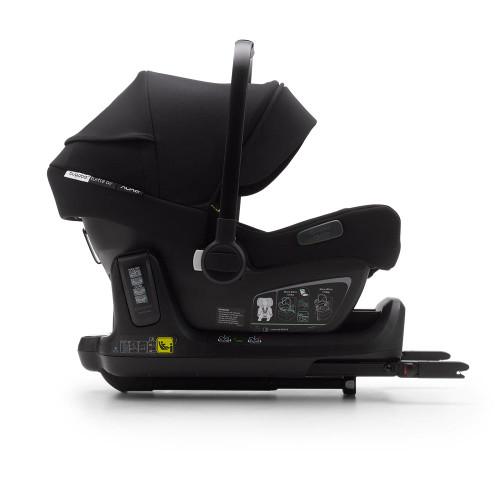 Bugaboo Turtle Air Car Seat + Isofix Wingbase by Nuna - Black