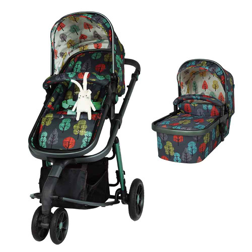 Cosatto Giggle 3 Travel System - Hare Wood