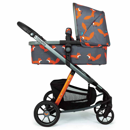 Cosatto Giggle Quad Travel System - Hare Wood