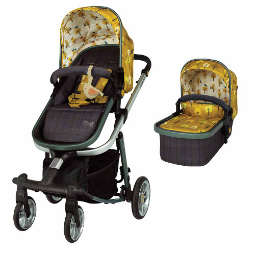 Cosatto Giggle Quad Travel System - Spot The Birdie